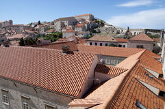View of Dubrovnik, Croatia Royalty Free Stock Photo