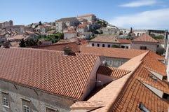 View of Dubrovnik, Croatia Royalty Free Stock Photo