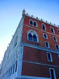 View of Ducal Palace. Venice, Italy Royalty Free Stock Images