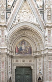View of the Duomo. Florence Royalty Free Stock Photos
