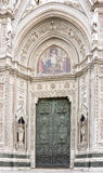 View of the Duomo. Florence Royalty Free Stock Photography