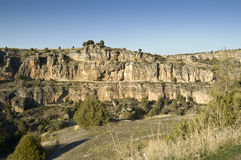 View of Duraton River Canyon Royalty Free Stock Photography