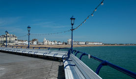 View of Eastbourne Stock Images