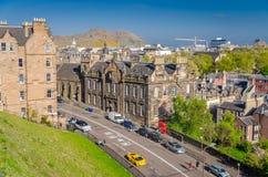 View of Edinburgh Stock Images