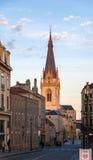 View of Eglise Saint-Martin de Metz - Lorraine, France Stock Photo