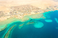 View Egypt Hurgada Stock Photography