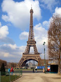 View of the Eiffel Tower, Paris Stock Images