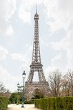 View of the Eiffel Tower Royalty Free Stock Photography