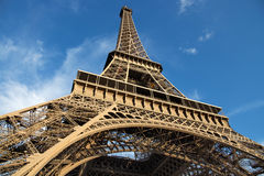 View of the Eiffel Tower in Paris. France. Stock Image