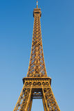 View of Eiffel tower Stock Photos