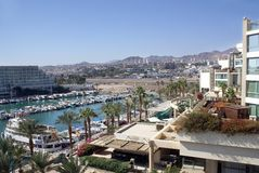 View on Eilat Stock Images