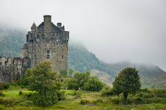 View of Eilean Donan Castle, Scotland Royalty Free Stock Image