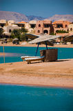View from El-Gouna Resort Royalty Free Stock Photography