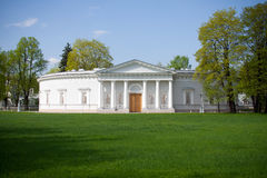 View of Elagin Palace, Saint-Petersburg Stock Image