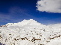 View of Elbrus Royalty Free Stock Images