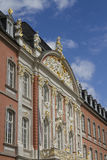 View of the Electoral Palace of Trier. The Electoral Palace dire Stock Images