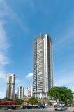 View of the elegant condominiums in Singapore Stock Images
