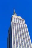 View of the Empire State Building - New York Royalty Free Stock Photo