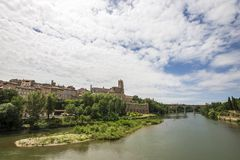 Albi, France royalty free stock image