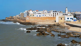 View of Essaouira Royalty Free Stock Image