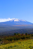 View on Etna Royalty Free Stock Photography