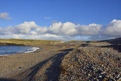 Scottish Island Shingle Beach Royalty Free Stock Photos