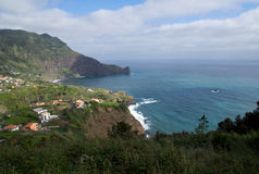 View on Faial Royalty Free Stock Photo