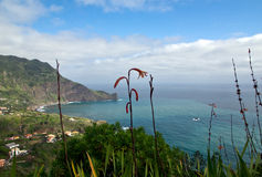 View on Faial Stock Photography