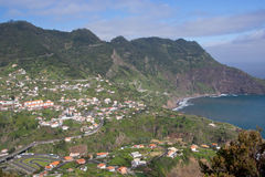 View on Faial Royalty Free Stock Photography