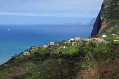 View on Faial Royalty Free Stock Photos