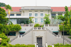 View of famous Fort Canning Centre. In Singapore Stock Photo