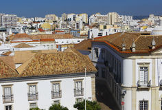 View of the Faro (Faro, Portugal) Stock Images