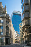 View of 20 Fenchurch Street Royalty Free Stock Images
