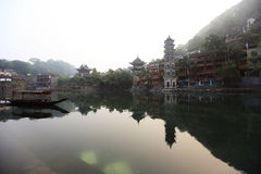 View of fenghuang Stock Photography