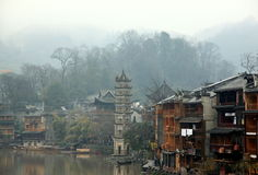 View of Fenghuang Royalty Free Stock Photo