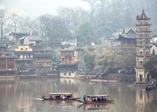 View of Fenghuang Royalty Free Stock Photos