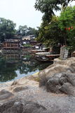 View of fenghuang town Royalty Free Stock Image