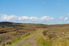View on the Fermanagh county Stock Photo