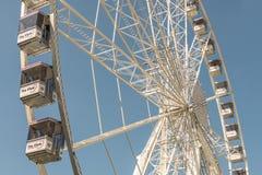 The View ferris wheel. Stock Image