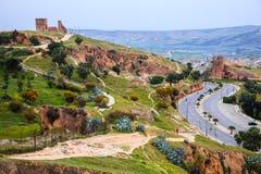 View of Fez City Stock Photo