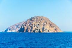 View of Fira town - Santorini island,Crete,Greece Stock Images