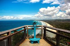 That View Fix. Taken at Byron Bay or close to there, NSW, Australia . Amazing view. You guys need to come here Stock Photos