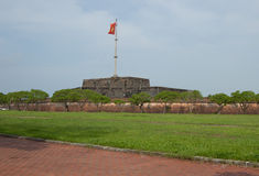 View of the Flag Tower in Hue Royalty Free Stock Photos