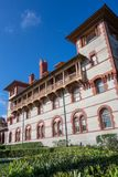 View of Flagler College in St. Augustine, Florida. United States Stock Photos