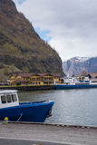 View of Flam, Norway Royalty Free Stock Photo
