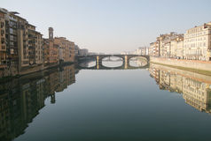 The view of Florence Royalty Free Stock Images