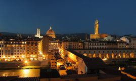 View of Florence Royalty Free Stock Photography