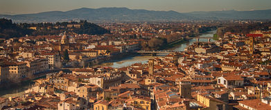 View of florence Stock Photo