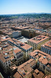 View of Florence Stock Photography
