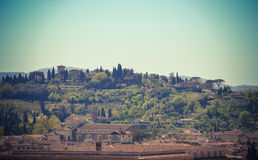 View of Florence Royalty Free Stock Photo
